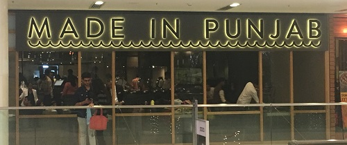 made in punjab dlf mall of india