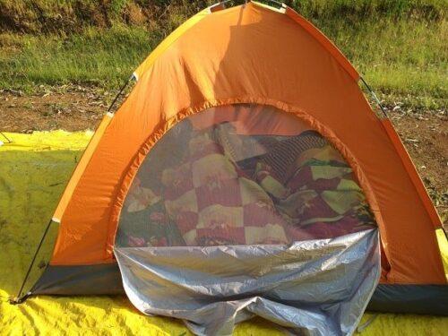 Bhandardara Tent Stay
