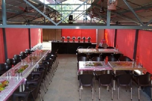Kolad Camping Dining Hall