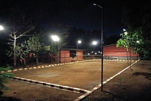 Playground in Kolad Camp