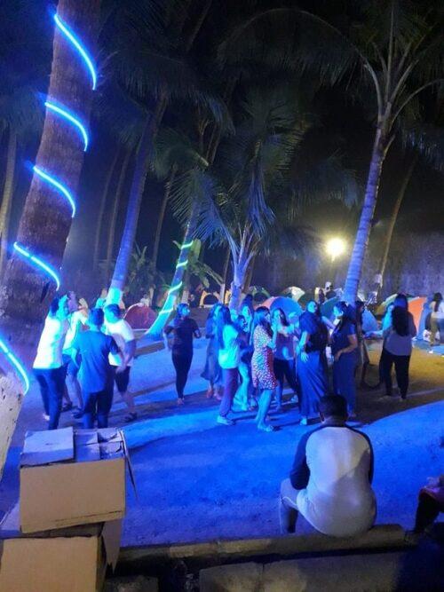 Evening at Alibag beach