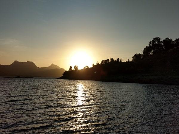 Sunset-at-Pawana-Lake-min