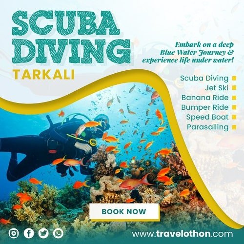Tarkarli Beach Scuba Diving Travelothon-min