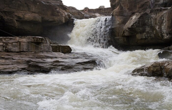 Someshwar Waterfall Pic