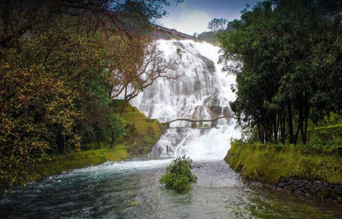 Umbrella Waterfall Pic