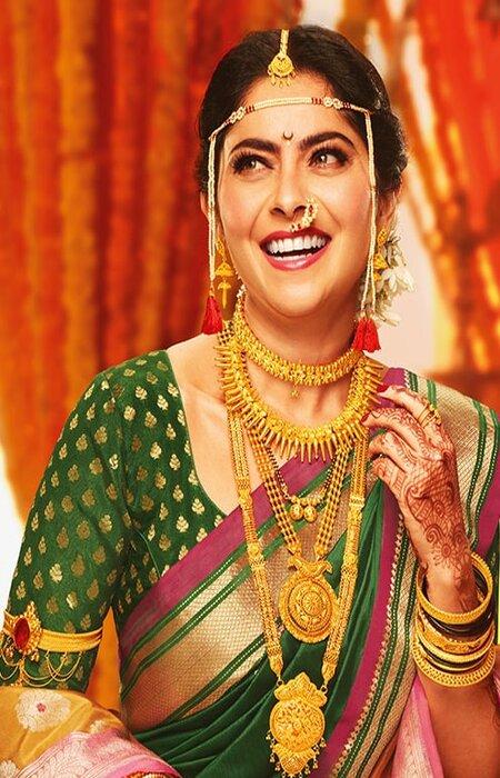 Traditional Dress of Maharashtra